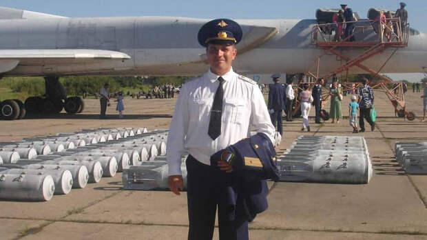 Командир полка Вадим Белослюдцев
