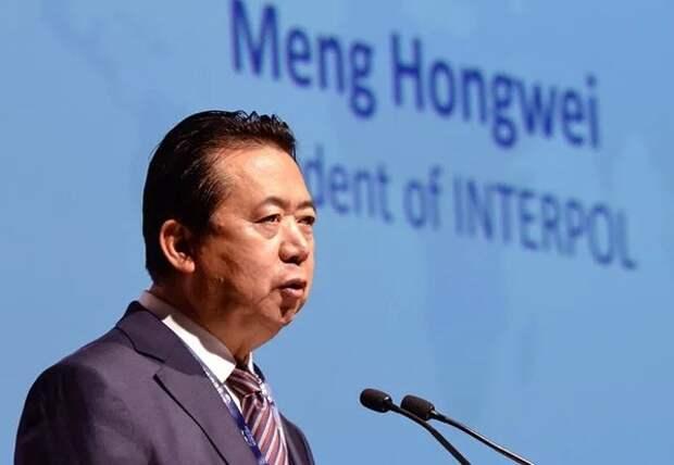 Экс-глава Интерпола признал вину в получении взяток