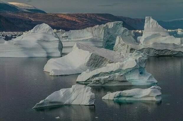 В Тихом океане растаял самый большой в мире айсберг
