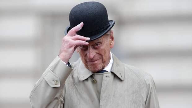 Опубликованы фото принца Филиппа в день его 100-летия