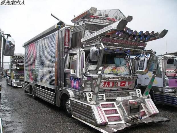 Декотора. Когда грузовик не только кормилец
