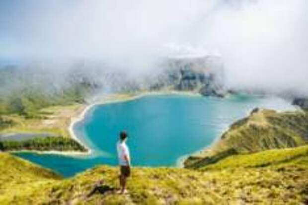 Азорские острова - между Европой и Америкой