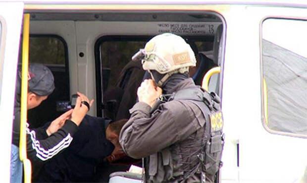 Задержание членов ОПС Шаманина в 2015 году