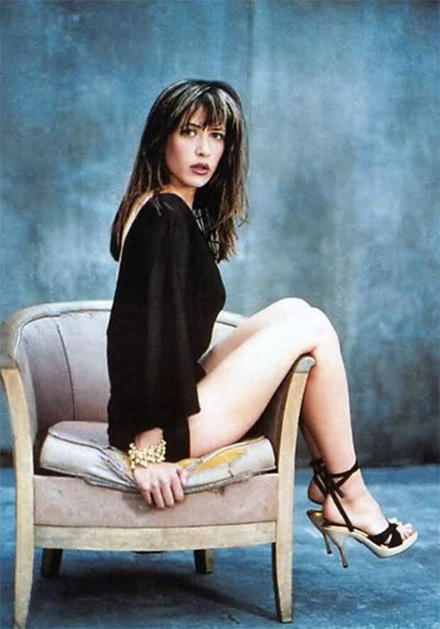 Чувственная актриса Софи Марсо жалеет, что рано стала делить постель с мужчинами