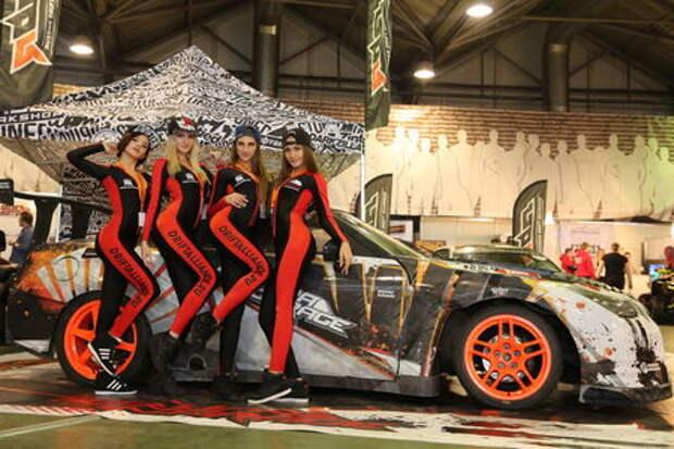 Motorsport Expo: посмотреть автоспорт вблизи