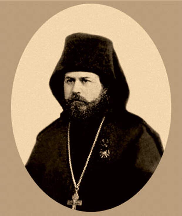 Отец Антоний, фото начала 1910-х годов. На рясе виден орден Святого Владимира с мечами. Фото: WWW.NASHAEPOHA.RU