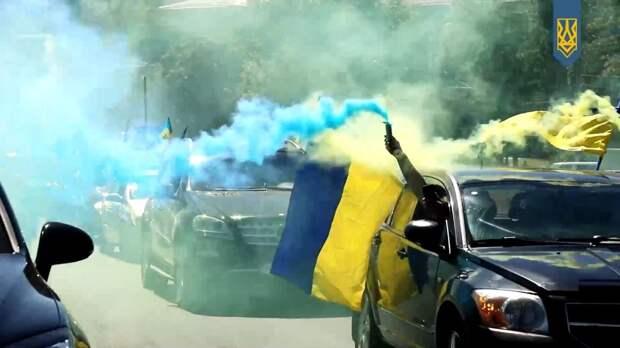 «Нацкорпус» объявил мобилизацию против народных республик Харькова и Одессы