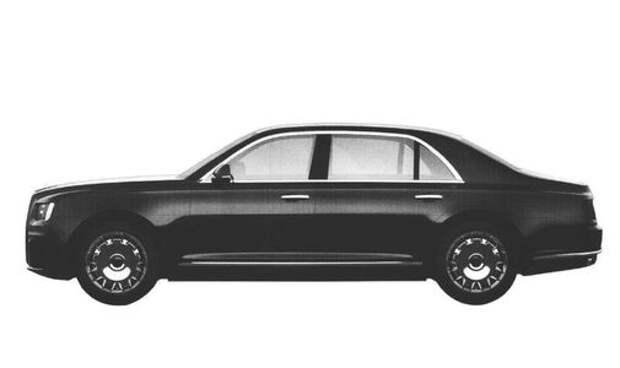 Новый лимузин Путина - известны двигатели, цены и конкуренты
