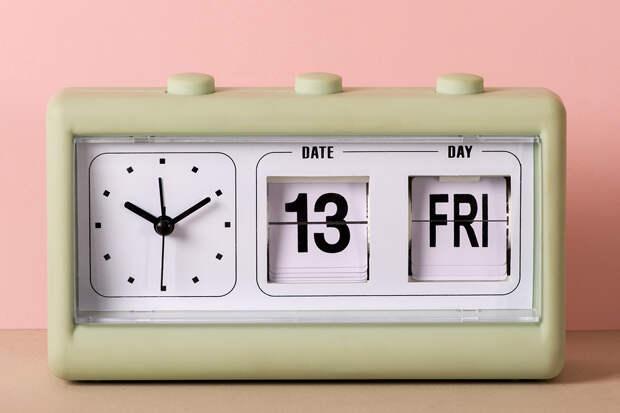 Стоит ли бояться пятницы, 13-го