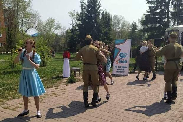 Артисты омских театров стали участниками всероссийского музыкального марафона