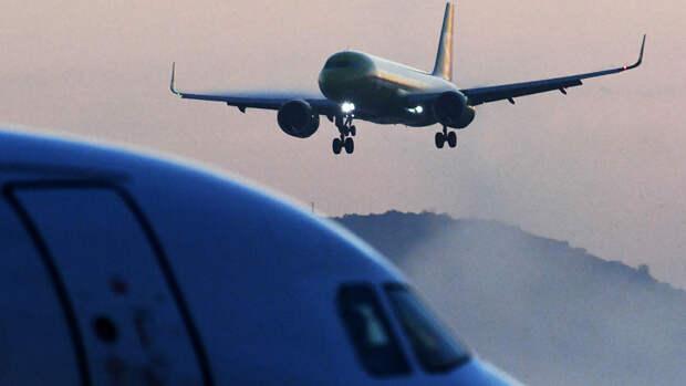 Самолет рейса Париж – Токио экстренно сел в Новосибирске