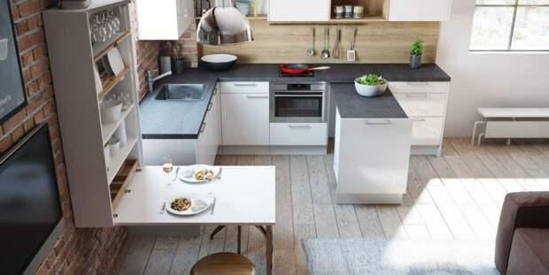 9 принципов хорошего и функционального дизайна кухни
