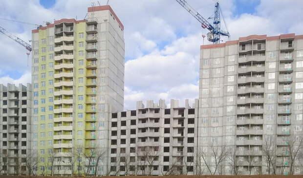 ВТюмени на9% выросли цены напервоначальное жильё