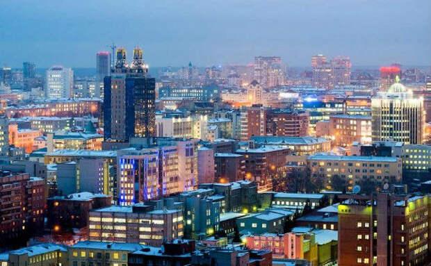 В Сибири планируют отстроить несколько новых крупных городов