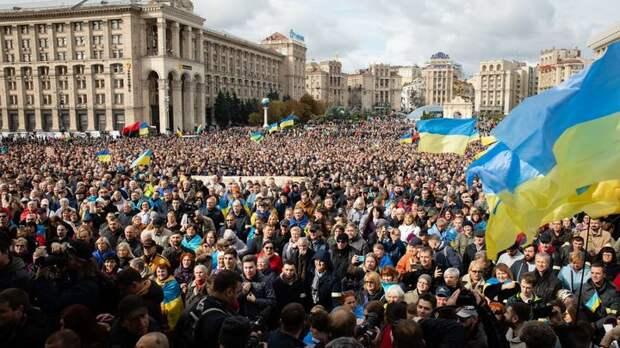Нет, Коля, я сейчас пойду на Майдан...