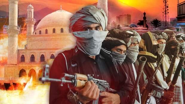 Талибы обвиняют террористов ИГ в последних терактах в Афганистане