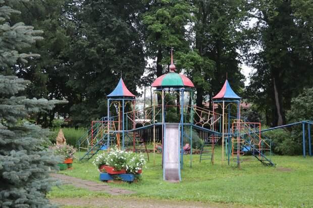 Жителям Сарапула представили варианты благоустройства Пушкинского сада