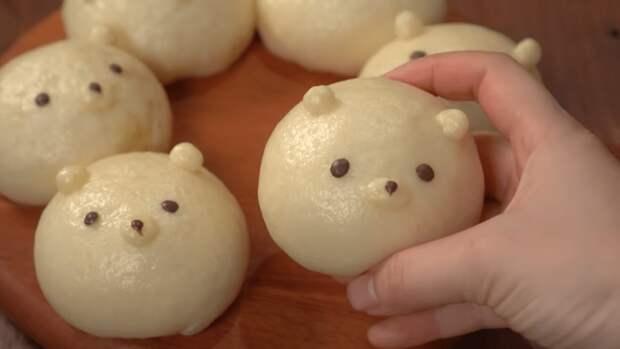Вкуснятина с необычной подачей: булочки на пару с заварным кремом