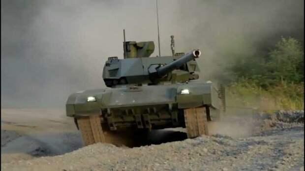 «DatViet»: против российской «Арматы» американский ПТРК TOW-2B бесполезен
