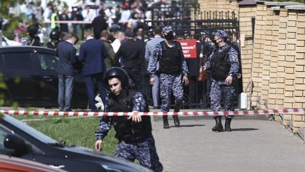 Второй нападавший на школу в Казани ликвидирован