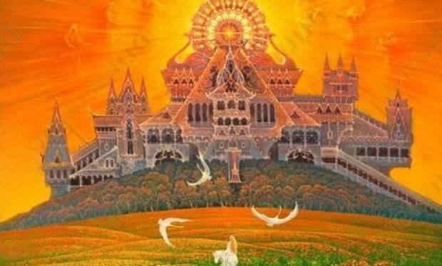 Кто является врагами солнечных светоносных культов?