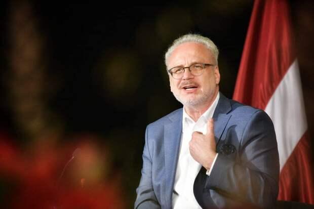 Латвийцев возмутили слова Левитса о «чужой войне»: «Стыдно должно быть»