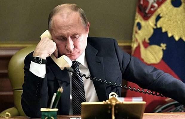 Обухом по голове: Байден договорился с Путиным за спиной союзников