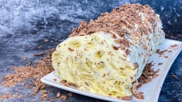 Торт Полено