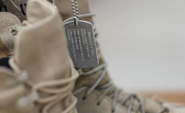 На армейских жетонах США выбьют местоимения