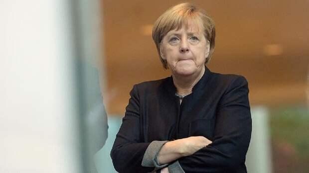 В Германии возмутились речью Меркель ко дню начала Великой Отечественной войны