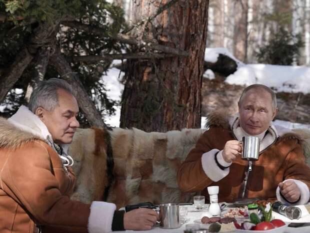 Шойгу привлек старообрядцев к тренировкам российских силовиков