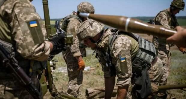 ВДНР сообщили омассированном обстреле состороны Украины