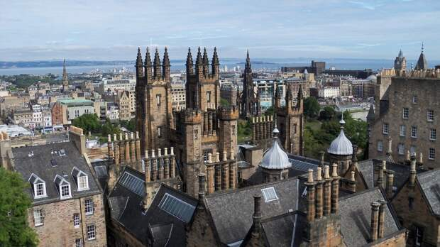 Политолог Джаралла прояснил ситуацию с референдумом в Шотландии