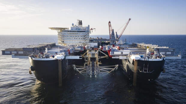 Иск немецких экологов не остановит строительство «Северного потока — 2»