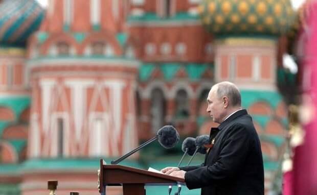 Путин: «Россия будет твёрдо защищать свои национальные интересы»