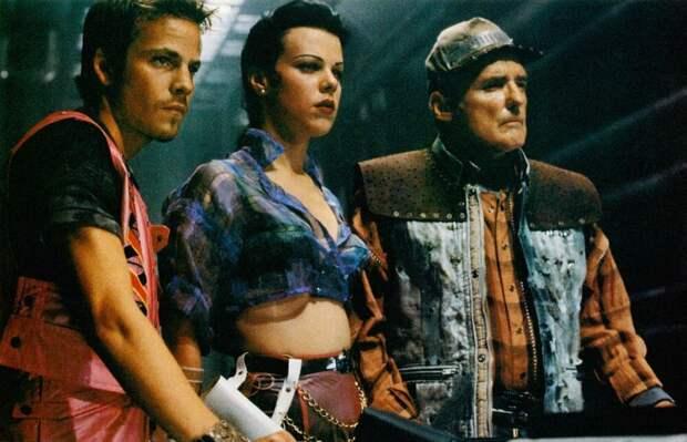Забытые научно-фантастические фильмы 1990-х годов.