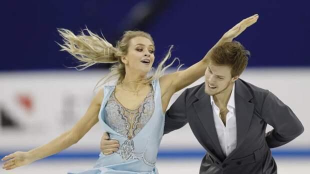 Синицина и Кацалапов выступят в ледовом шоу Навки в Сочи