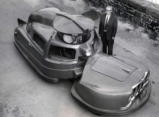 Машина, которую вы не захотите повстречать ночью. Sir Vival
