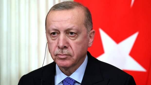 Эрдоган рассказал о необходимости «преподать урок» Израилю из-за Палестины
