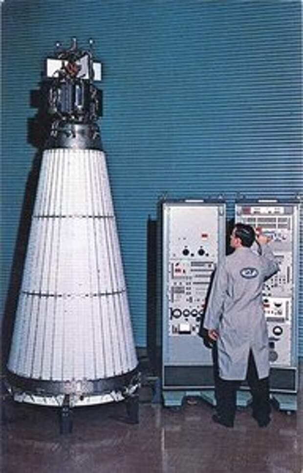 Ядерная энергия в космосе: мирный атом за пределами планеты