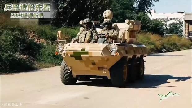 Мини-платформа с модульным оружейным блоком