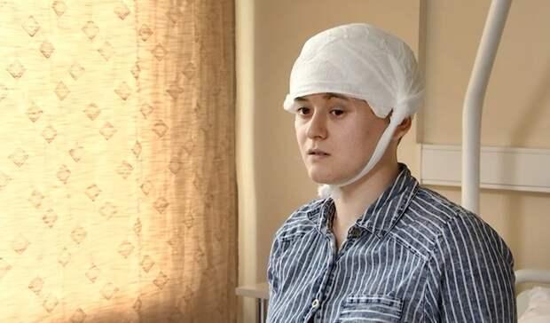 В институте Склифосовского вернули лицо девушке из Башкирии после ДТП
