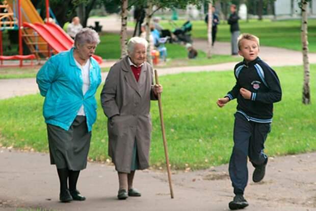 Россияне пожаловались на бедность