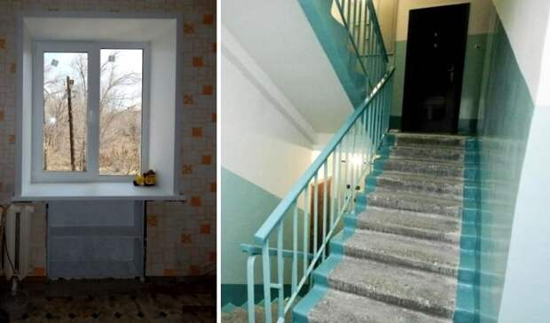 Зачем красили ступени в подъездах и делали ниши под окном:6 особенностей строительства в СССР