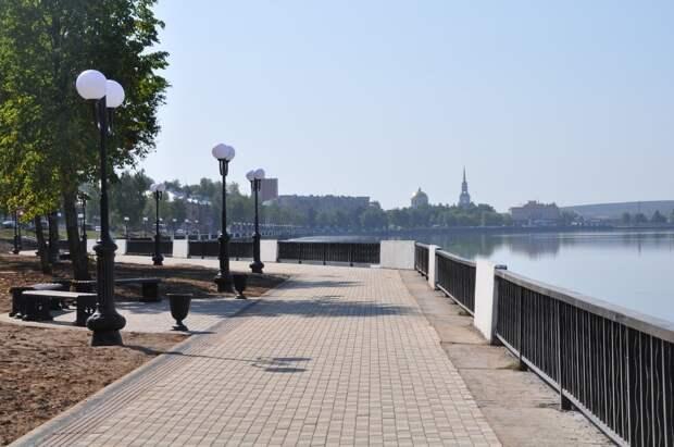 В Воткинске стартовал опрос по выбору территории для создания комфортной городской среды в 2020 году
