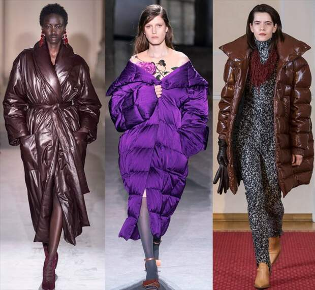 6трендов в одежде на осень-зиму
