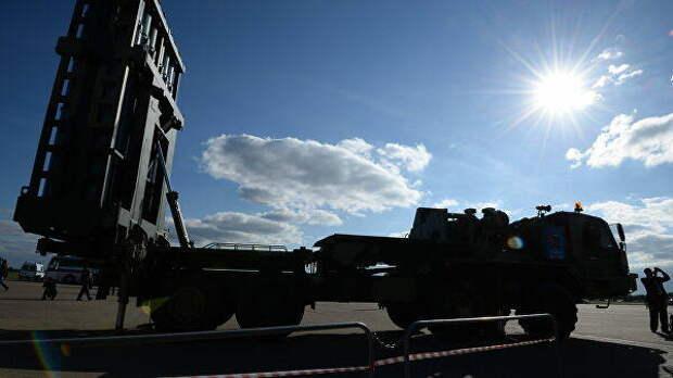 Военные ЮВО получили первый перспективный комплекс С-350 «Витязь»