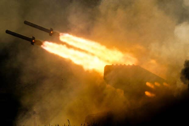 Ужасающее оружие: NI назвал оценил новую огнеметную систему ТОС-2