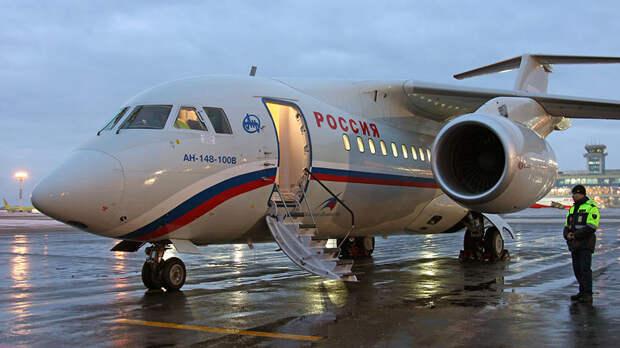 Украинский самолет Ан-148: история создания, описание и модификации