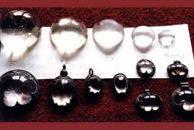 Древние линзы: кто их изготовил